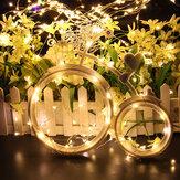 KCASA DSL-1 LED 4M 40LED Tuinieren Lichtslingertuin Vakantie Kerst Hollween Bruiloft Decoratie Licht