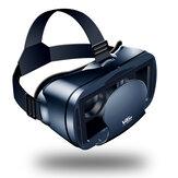 نظارات VRG Pro ثلاثية الأبعاد VR نظارة VR بزاوية عريضة ومرئية كاملة لأجهزة نظارات 5 إلى 7 بوصة