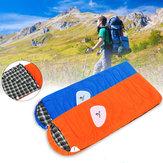 アウトドアキャンプハイキング寝袋ポータブル折り畳み旅行アダルト寝袋