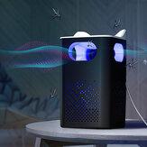 Lâmpada de Assassino de Insetos Mosquito elétrico Carregamento USB LED Luz Zapper Controle de Pragas Coletor de Insetos Armadilha USB Bug Silencioso