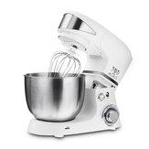 220-240V 800W 4L Automatic Dough Mixer 6 Speed Adjustable Kitchen Machine Mixer