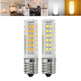 E17 5W SMD2835 Dimmable Non-Dimmalbe 76 LEDs Warm White Pure White Light Bulb AC110V-130V