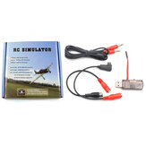 22 In 1 2.4G Wireless Flight Simulator For Phoenix 5.0 Compatible JR/ FUTABA/ FS/ KDS/ Walkera