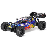 FS Racing 53632 Brushless 1/10 4WD EP & BL BAJA Buggy RTR Zufällige Farbe
