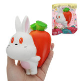 Gigglebread Radish Rabbit Squishy Toy 10*5.5*13.5CM Slow Rising With Packaging Collection Gift