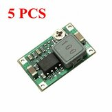 5Pcs Mini DC Adjustable Power Supply Buck Module Step Down Module