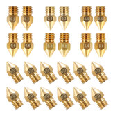 Creality 3D® 0.2+0.3+0.4+0.5+0.6+0.8+1.0mm 24Pcs Nozzle KIt for 3D Printer Part