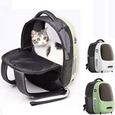 PETKIT Fresh Air Cat Go-out Bag Portable Pet Space Cabin Cat Supplies Transparent Breathable Pet Backpack From Xiaomi Youpin