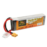 ZOP Power 14.8V 3000mah 30C 4S Lipo Bateria XT60 Plug for Quadricóptero RC