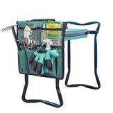 6 Cepler Çok Fonksiyonlu Bahçe Kneeler Parçalar Çantalar Bahçe Düz Sepeti Eldivenler Kürek Su Can Depolama Organizasyon Çanta
