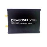 RX103 Frissített LTC2208 SDR vevő rádió 1KHz-1800MHz 16bit mintavételezés 32Mhz