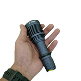 Amutorch XT45 SBT90.2 5000LM 750M 5700K Long Range Strong Light 21700 EDC Compact LED Lanterna Poderosa Tocha Tática