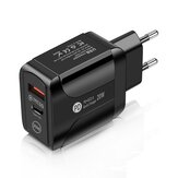PD20W Type C QC3.0 USB Quick Charger Power Adapter para Tablet Smartphone
