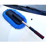 Telescopic Car Wash Brush Cleaning Sponge Cleaner Window Car Beauty