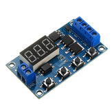 5pcs XY-J04 Trigger Cycle Time Delay Switch Circuit  Double MOS Tube Control Board Relay Module