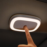 Baseus USB Charging Touch Senor Car Roof Night Light Ceiling Magnet Lamp Wireless Automobile Car Interior Reading Light