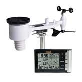 MISOL WH5300 Professional Weather Station Wind Speed Wind Direction Temperature Humidity Rain 433Mhz