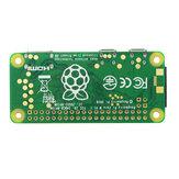 Versión de placa Raspberry Pi Zero W con CPU de 1 GHz 512 MB LPDDR2 SDRAM bluetooth 4.1
