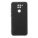 Bakeey para Xiaomi Redmi Note 9 Caso Suave à prova de choque Soft Líquido Silicone Borracha Tampa traseira de proteção Caso