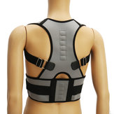 Adjustable Back Support Sport Kembali Korektor Lumbar Shoulder Protection Pain Relief
