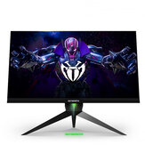 Skyworth F27G1Q 27-inch Monitor 2560*1440 Resolution 165Hz HDR 1Ms IPS Screen 21:9 Wide 95% DCI-P3 HDR Technology Lifting Rotating Base Computer Monitor Gaming Display Screen