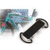 BICICLETA Scooter elétrica para bicicleta para motocicleta Suporte para suporte de telefone para garrafa de água Luz para bicicleta