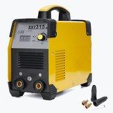 ZX7-315 110-560 V DC Mini Elektrikli Ark Kaynak Makinesi MMA IGBT Inverter Kaynakçı