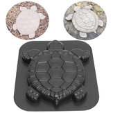 ABS Tortoise Turtle Stepping Stone Mold For Paving Garden Landscape