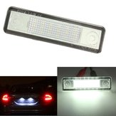 LED White Car License Plate Light For Vauxhall Opel Astra F Estate 91-98