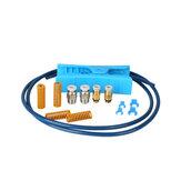 Creality 3D® Oryginalny zestaw rur PTEF i złączek pneumatycznych z narzędziem do cięcia rur PTEF do drukarki 3D