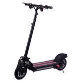 [EU Direct] Lamtwheel GYL003 48V 12Ah 600W Motor 10in Scooter Elétrica Dobrável 30-35km / h Velocidade máxima 25-35KM Sistema de Freio Quilometragem E-bike