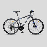 [From Xiaomi Youpin] FOREVER P4 27-Speed 27 Inch 700C Mountain Bike Double Disc Brake Shock Absorption Off-road Bike