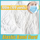3mm elastische band DIY mond Face Cover oor opknoping draad koord Rubber String