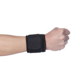 1 Pair Wrist Wraps Home Gym Sports Strength Training Hands Support Brace Straps