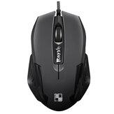 RAYS 306 Mouse da gioco cablato Mouse da gioco cablato USB 1200 DPI USB per PC desktop