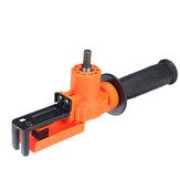 Adapter voor reciprozaagbevestiging Verander de elektrische boor in een reciprozaag voor het zagen van houtmetaal