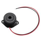 Spiralny brzęczyk piezoelektryczny 12 V Róg elektroniczny 24 V Brzęczyk o wysokiej decybelach