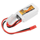 ZOP Power 11.1V 350mAh 70C 3S Lipo Batterie JST Stecker
