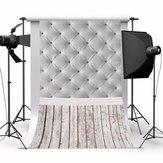 3x5ft vinil durável fotografia estúdio individual chão de madeira pano de fundo fotográfico