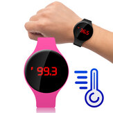 Bakeey MT08 Fahrenheit Kropstemperatur Monitori Celsius Termometer Mode Smart Watch