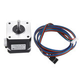 78Oz-in 4-Lead NEMA17 Stepper Motor with Cable for TEVO 3D Printer  1.8A Step Angle