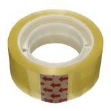 20 Yards Clear Selotape Circle Holes Cellotape Sticky Transparent Adhesive Tape Scotch Tape