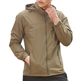 Outdoor Lightweight Windproof Waterproof Quick Dry Jacket