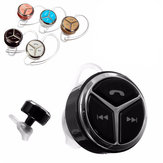 Mini Wireless bluetooth In-Ear Headset Voice Prompt Earphone Stereo Headphone For Iphone Samsung HTC Xiaomi