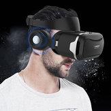 VR Shinecon第4世代バーチャルリアリティ3Dメガネ、ヘッドセット3.5〜5.5インチ用スマートフォン