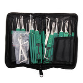 DANIU 32 Pieces Lock Pick Tools Set Lock Opener Locksmith Picking