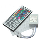 44 Key IR Remote Controller For 2 STRIPS OF RGB LED Strip DC 12V