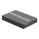 HDMI to USB3.0 Video Capture Card 4k60hz HD Acquisition Card dengan Audio Port Live Recording Box Game HD Video Recorder Zenhon T-403