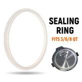 Силиконовое уплотнительное кольцо Уплотнительные прокладки Замена скороварки для мультиварки 3/6 / 8QT