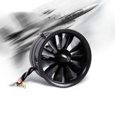 FMS 64mm 4S 3S 11 Blades EDF Unit With KV3150 KV3900 Brushless Motor